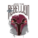 Star Wars Rebels Rebellion Women's T-Shirt - White