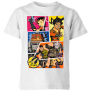 Star Wars Rebels Comic Strip Kids' T-Shirt - White