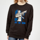 Star Wars Rebels Zeb Women's Sweatshirt - Black