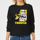 Star Wars Rebels Trooper Women's Sweatshirt - Black
