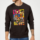 Star Wars Rebels Comic Strip Sweatshirt - Black