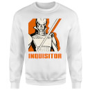 Star Wars Rebels Inquisitor Sweatshirt - White