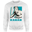 Star Wars Rebels Kanan Sweatshirt - White