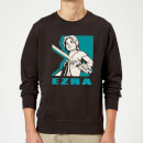 Star Wars Rebels Ezra Sweatshirt - Black