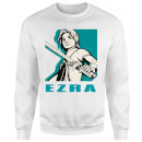Star Wars Rebels Ezra Sweatshirt - White