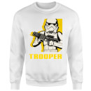 Star Wars Rebels Trooper Sweatshirt - White