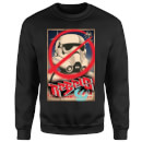 Sweat Homme Poster Star Wars Rebels - Noir
