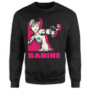Star Wars Rebels Sabine Sweatshirt - Black