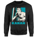 Star Wars Rebels Kanan Sweatshirt - Black