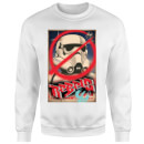 Star Wars Rebels Poster Sweatshirt - White