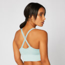 Shape Seamless Sports Bra - Seafoam - XS