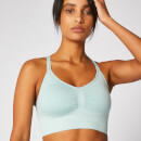 Shape Seamless Sports Bra - Seafoam