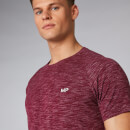 Performance T-Shirt - Burgundy Marl - XS
