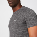 Performance T-Shirt - Sort Marl - XS