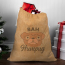 Bah Humpug Christmas Sack