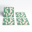 Cactus Coasters (Pack of 4)