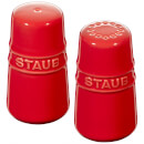 Staub Ceramic Round Salt and Pepper Shaker - Cherry