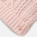 Ted Baker Women's Raisa Knitted Pom Hat and Sock Set - Nude Pink