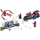 LEGO Super Heroes: Spider-Man Bike Rescue (76113)