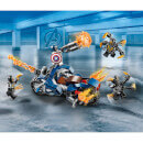 LEGO Super Heroes: Captain America Outriders Attack (76123)