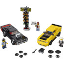 LEGO Speed Champions: Dodge 2018 Challenger Hellcat and Hot Rod 75893