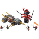 LEGO Ninjago: Cole's Earth Driller (70669)