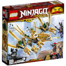 LEGO Ninjago: The Golden Dragon (70666)