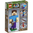 LEGO Minecraft: Minecraft Steve Bigfig with Parrot (21148)