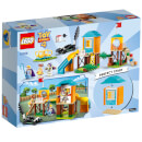 LEGO Juniors Toy Story 4: Buzz and Bo Peeps Playground Adventure (10768)