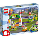 LEGO Juniors Toy Story 4: Carnival Thrill Coaster (10771)