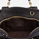 Coach Women's Smooth Grain Leather Dreamer 21 Bag - Black