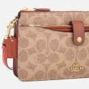 Coach Women's Signature Pop Up Messenger Bag - Tan Rust
