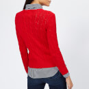 Polo Ralph Lauren Women's Julianna Jumper - Red