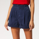 Polo Ralph Lauren Women's Vintage Chino Shorts - Navy