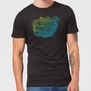 Rick and Morty Wubba Lubba Dub Dub Men's T-Shirt - Black