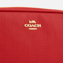 Coach 1941 Women's Polished Pebble Cross Body Clutch Bag - Jasper