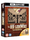 The Big Lebowski: Incl Bowling Bag & Ball, Sweater - Zavvi Exclusive 4K Ultra HD & Blu-ray Steelbook