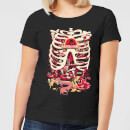 Rick and Morty Anatomy Park Women's T-Shirt - Black