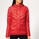 Barbour Women's Seaward Quilted Coat - Coastal Red