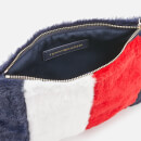 Tommy Hilfiger Women's Cool Tommy Fur Large Pouch - Corporate