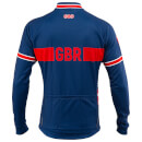 Kalas GBR Replica Training Long Sleeve Jersey - Blue
