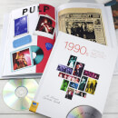 1990's Music History Book
