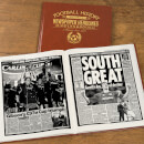 Middlesbrough Newspaper Book - Brown Leatherette