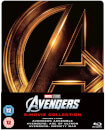 Avengers 1-3 Collection - Zavvi Exclusive Steelbook