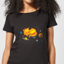 The Centre Of My Universe Women's T-Shirt - Black