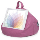 iBeani iPad, Tablet and eReader Bean Bag Stand - Pink