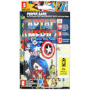 Marvel Captain America 6000mAh Power Bank