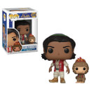 Disney Aladdin (Live-Action) Aladdin with Abu Pop! Vinyl Figure