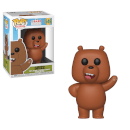 We Bare Bears Grizzly Pop! Vinyl Figure