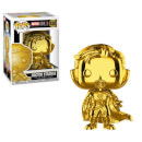 Marvel MS 10 Doctor Strange Gold Chrome Pop! Vinyl Figure